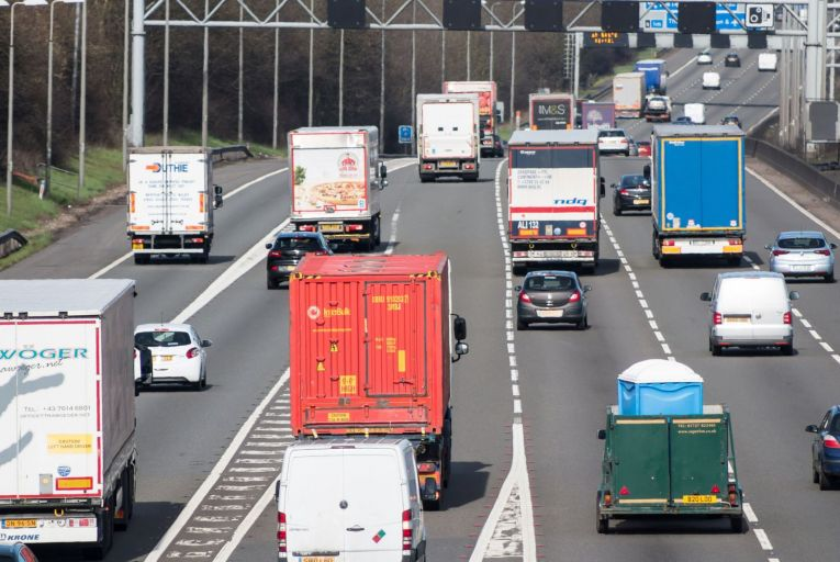 Green Party pushes for reduced speed limit on motorways