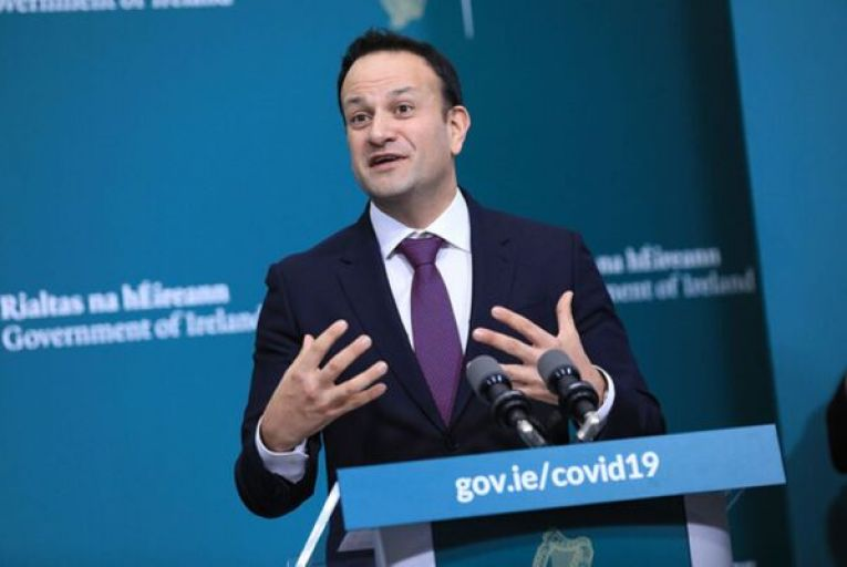 Leo Varadkar, the Tánaiste, signalled that the decision not to use the AstraZeneca vaccine for older people could change if studies indicated that it was safe to do so. Picture: Rollingnews.ie