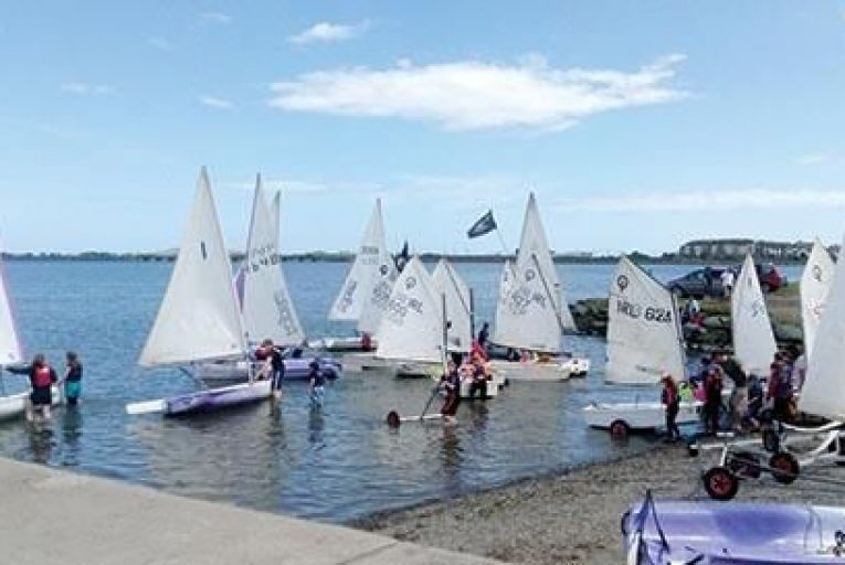 Malahide Yacht Club: June 15