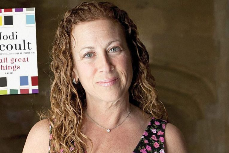 Jodi Picoult: prioritises message over narrative