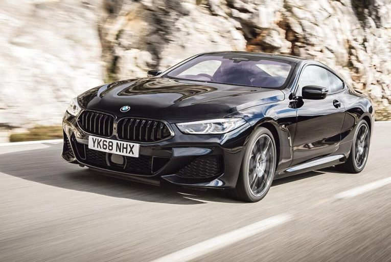 The BMW 840d xDrive:  comfortable, smooth, refined  and effortless to drive