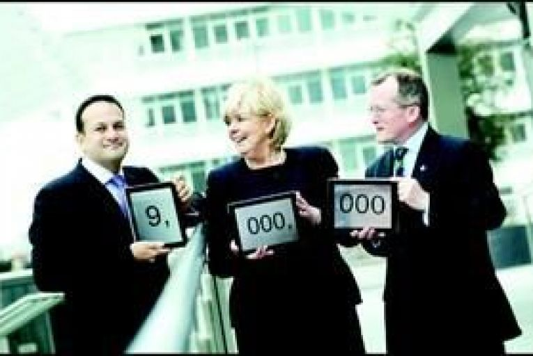 Jump-start for new promo drive by Tourism Ireland