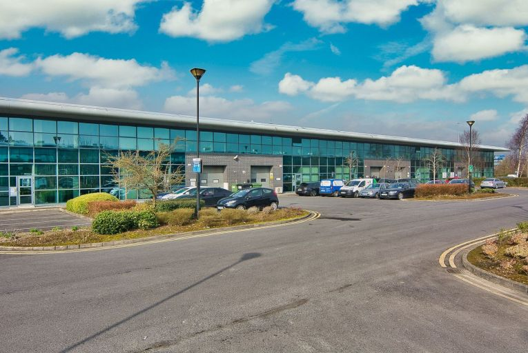 Unit 11F in Maynooth Business Campus, an office and warehouse unit, is for sale by private treaty