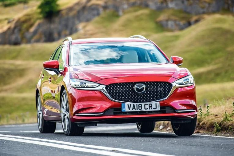 The new Mazda6: not a  dramatic change nor a  shocking improvement,  but a series of worthwhile  tweaks and upgrades