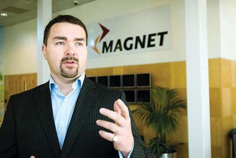 US tycoon pumps €38m into Magnet expansion plan