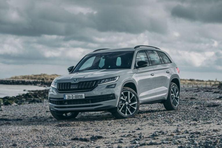 Test drive: Škoda's high-spec diesel version reminds us that core Kodiaq recipe is solid