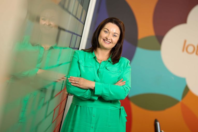 Emer Conroy, director, LotusWorks at Finisklin in Co Sligo: 'We're an agile organisation, our strategic planning process is flexible and our decision-making is fast.' Picture: James Connolly
