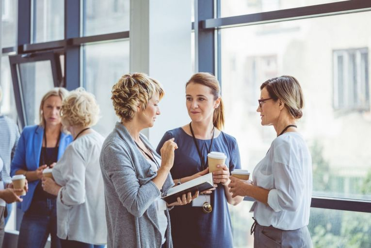 'Employers should look at implementing training, positive messaging, awareness and support for employees with menopausal symptoms.' Picture: Getty