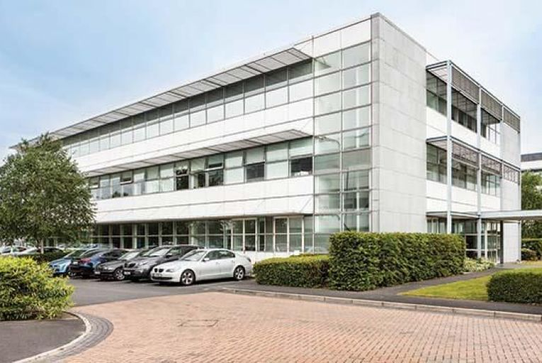 €4.95m for three-storey, modern office block in D3