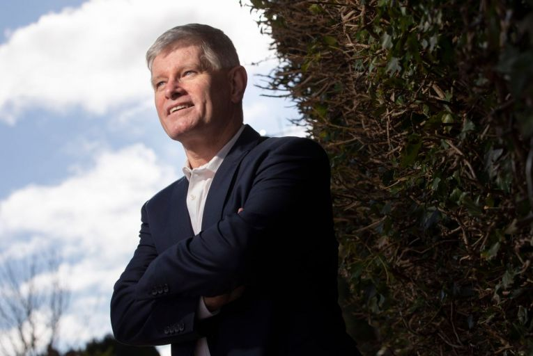 Ray Ryan, founder of the Noledge Group: 'We've had quite a good business year. The demand for cloud applications and business systems has been growing.' Picture: Fergal Phillips