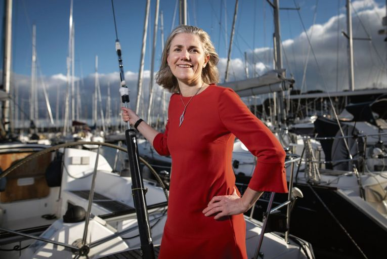 Laura Dillon, head of the Irish arm of Waterland Private Equity: 'valuations still very high'. Picture: Fergal Phillips