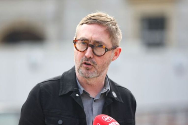 Eoin Ó Broin, the Sinn Féin housing spokesman, said the exclusion of apartments from measures restrict bulk buying of houses by institutional investors would make matters worse. Picture:  Leah Farrell/RollingNews.ie