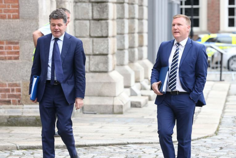 It's a difficult balancing act to restore the public finances and refloat the economy. But Paschal Donohoe and Michael McGrath have been dealt a better hand than their predecessors.