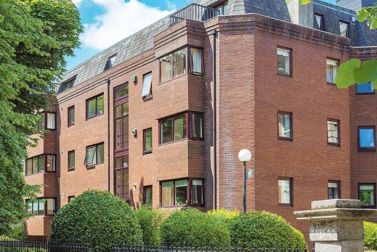 Ballsbridge apartment with balcony likely to spark interest