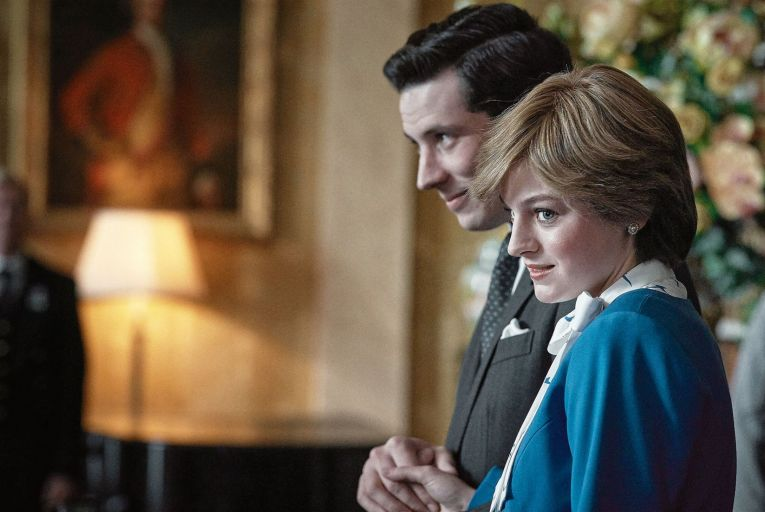 TV review: The Crown loses its lustre as Charles and Di come into focus