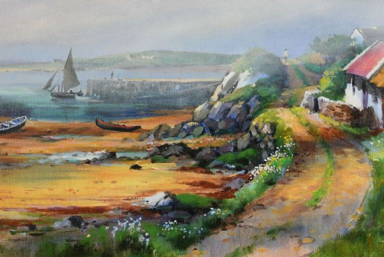 Traditional landscapes are the order of the day at Morgan O'Driscoll's upcoming sale