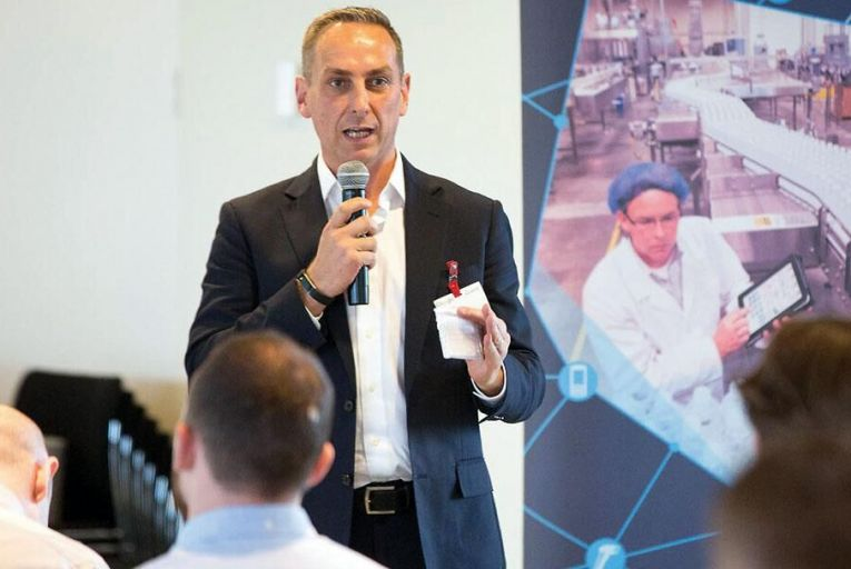 Kenneth Arthur  chief commercial officer  with VisionID