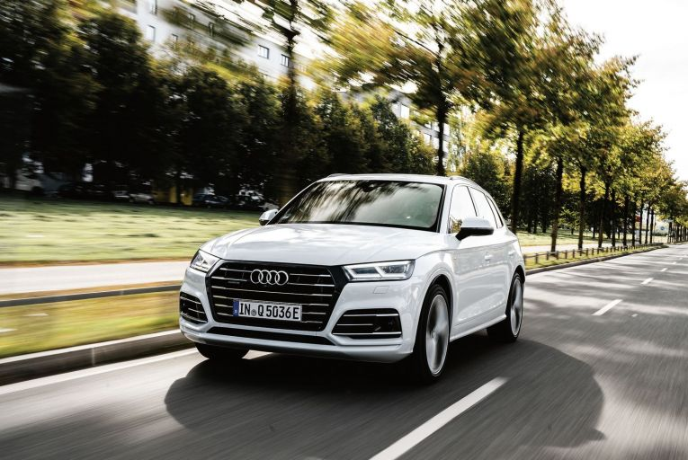 On-test: New Q5 leads Audi's plug-in hybrid charge