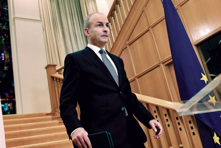 House of cards: the changing political fortunes of a taoiseach