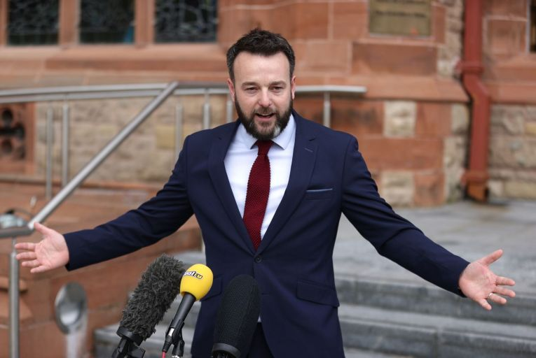 Colum Eastwood, the SDLP leader said that while he expects a vote within the next ten years, nationalists and republicans need to be careful of it happening before they are ready