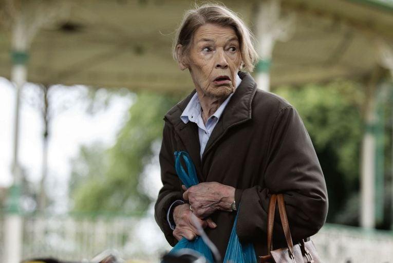Glenda Jackson misses none of her power in Elizabeth is Missing