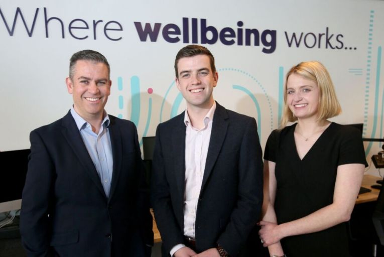 Spectrum.Life was founded in 2018 by  Stuart McGoldrick, Stephen Costello and Dr Sarah O'Neill