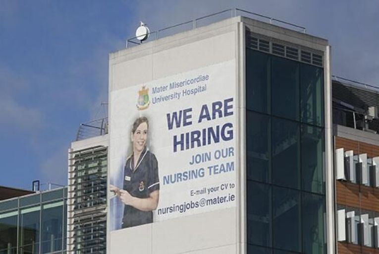 Nurses in crisis? Pic: RollingNews.ie