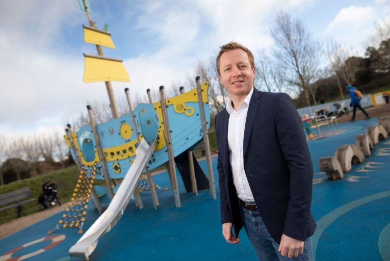 Darragh Whelan, director of Childhood Services Ireland: 'It's too late to change the model at this point.' Picture: Fergal Phillips