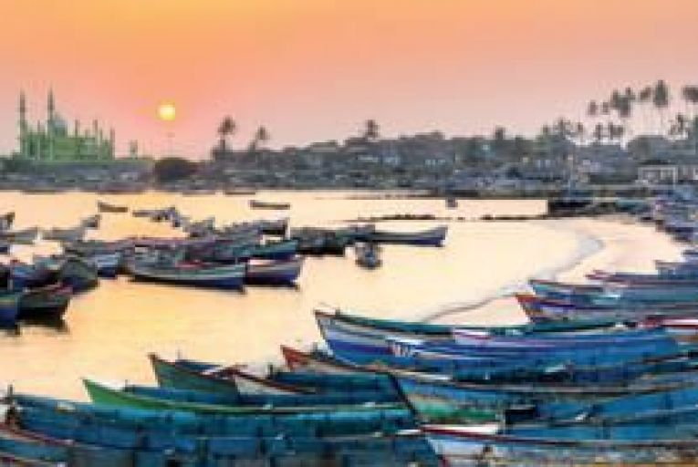 Kerala is a slice of paradise set between the Arabian Sea and the Western Ghats.