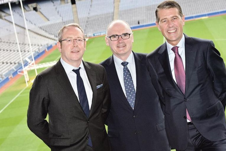 Paul Jordan, European managing director, International Association of Privacy Professionals (IAPP), Brussels; John Keyes, assistant commissioner, the Office of the Data Protection Commissioner; and Paul Toner, partner Management Consulting, KPMG    Pictures: Maura Hickey