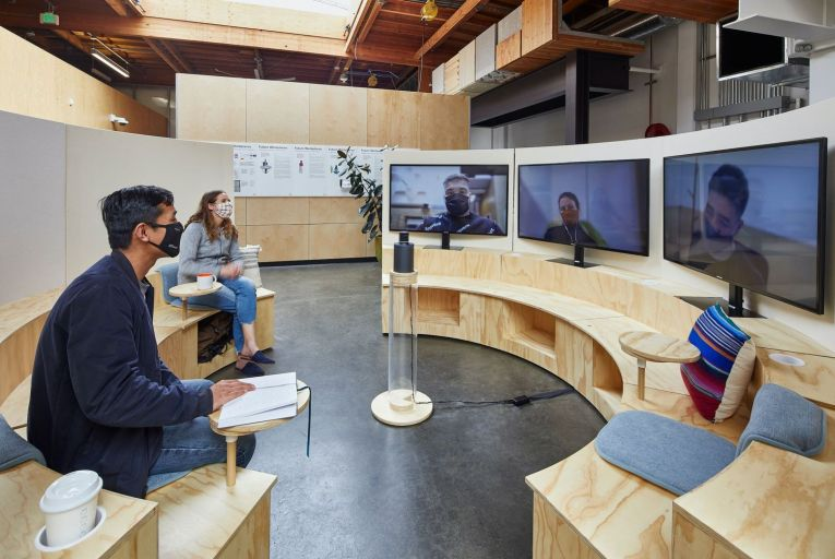 A total of 53 per cent working in Ireland said they would like to work remotely several times a week, according to research from NUI Galway. Picture: Mikiko Kikuyama