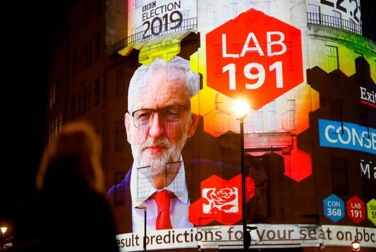 Jeremy Corbyn does not have the leadership qualities or experience to lead a government.Picture: AFP/Getty Images