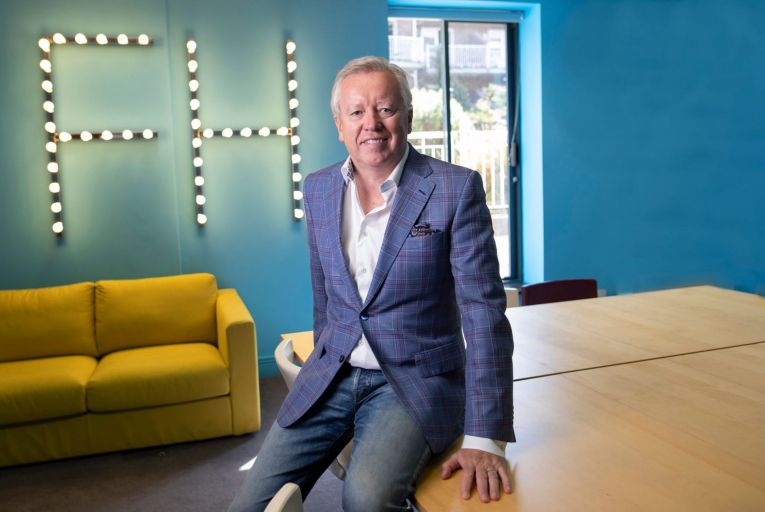 The Sunday Interview: John Saunders, president and chief executive of FleishmanHillard