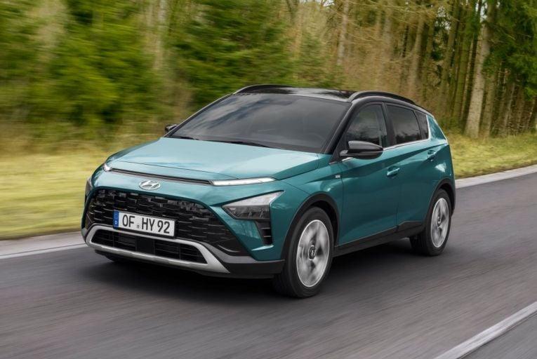 Motoring: Hyundai unveils the SUV that isn't an SUV
