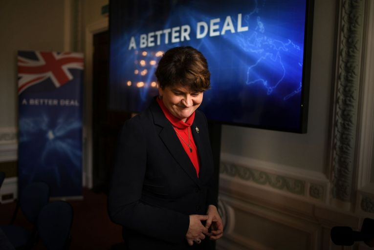 Arlene Foster was an insecure and often incompetent DUP leader, but she was a moderniser by the party's dismal modernising standards