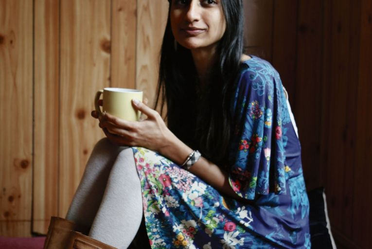 Nidhi Zak/Aria Eipe, a recent graduate of UCD's MFA in Creative Writing, features in the anthology Writing Home: The 'New Irish' Poets