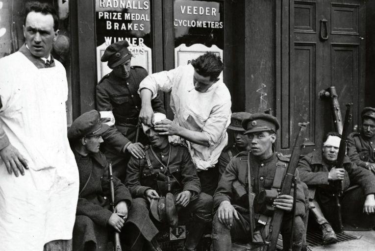 Between Two Hells: Ferriter takes stock of Ireland's 'small-scale' yet cruel Civil War