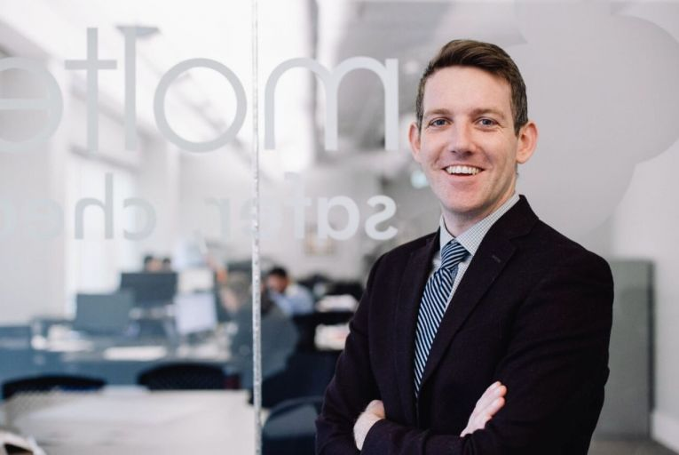 Rory O'Sullivan is chief executive officer of Moltex, a Canadian-based nuclear power company