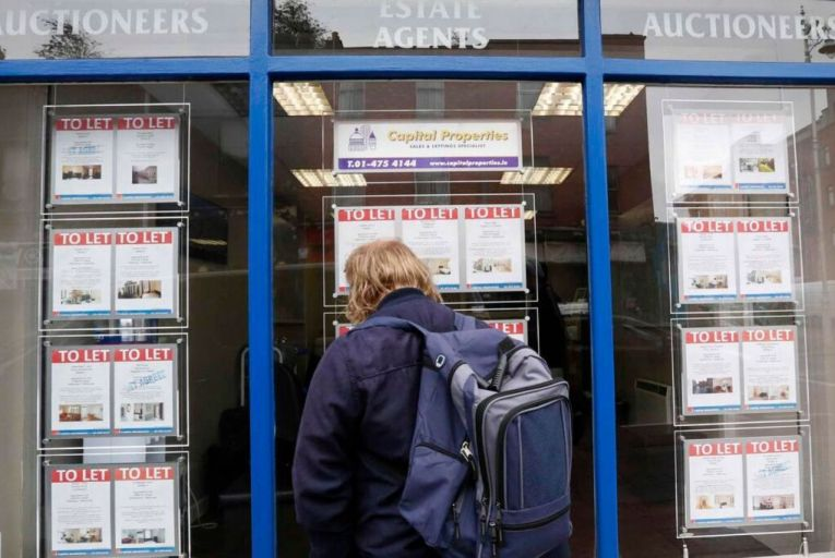 On August 1, there were only 2,455 properties available to rent across the country, with 1,666 listed in Dublin. Picture: Rollingnews.ie