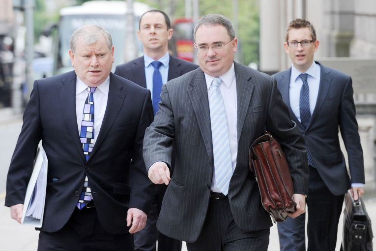 Ronnie Hanna, Nama's former head of asset recovery, will not be prosecuted in relation to any alleged offences linked to Project Eagle.