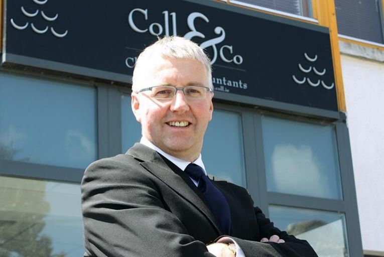 Rory Coll: professional legal and tax advice is essential