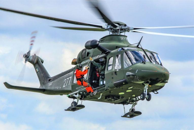 The Irish Air Corps has submitted a proposal outlining how it could provide search and rescue
