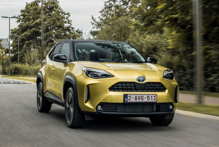 The new Toyota Yaris Cross: prices start at €32,400