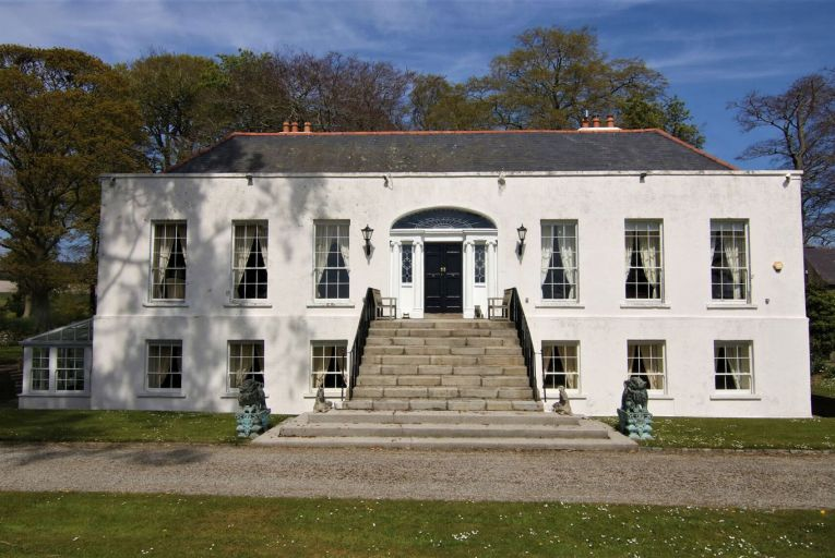 Killoughter House in Ashford, Co Wicklow was built in the 1950s