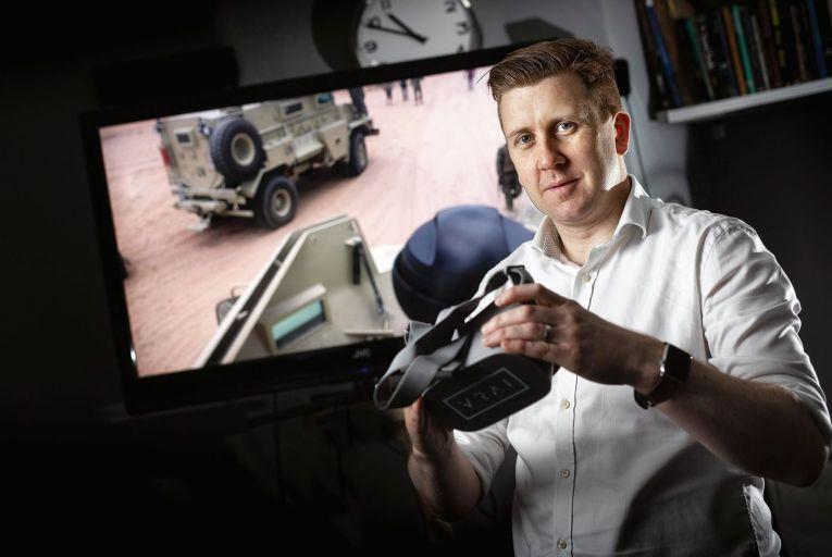 Making It Work: Start-up to finance virtual reality training via funding injection