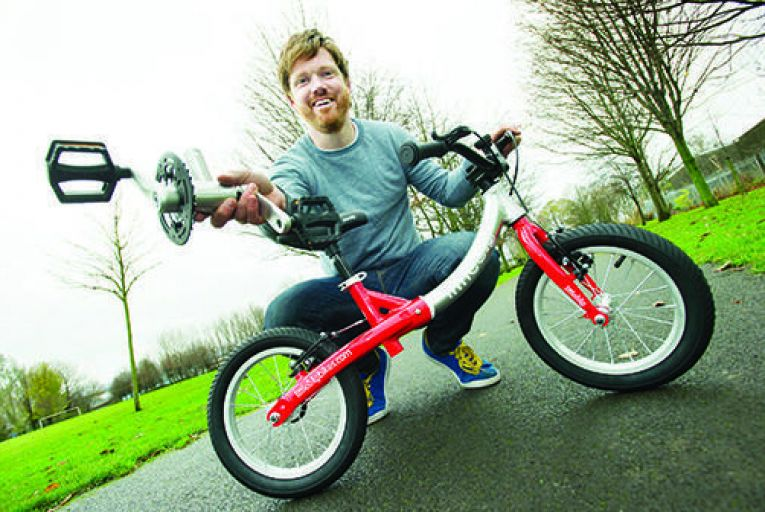 Wicklow bicycle maker targets the younger market