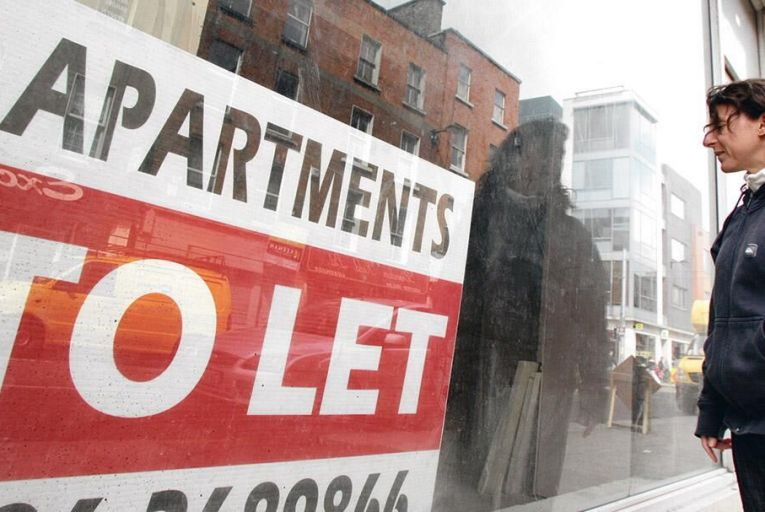 Rents up 3 per cent in Q2. Pic: RollingNews.ie