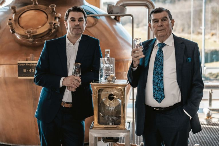 Own a piece of the Irish whiskey story