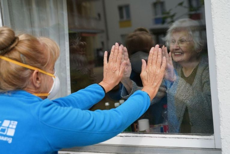 Visits to nursing homes allowed in regions below level 3 restrictions
