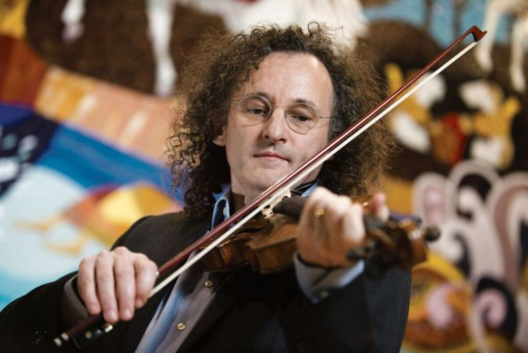 Martin Hayes: his singular sound was not arrived at by accident. Picture: Diarmuid Greene